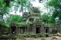 Temple in Angkor Wat, Cambodia