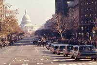 John F Kennedy Funeral Procession