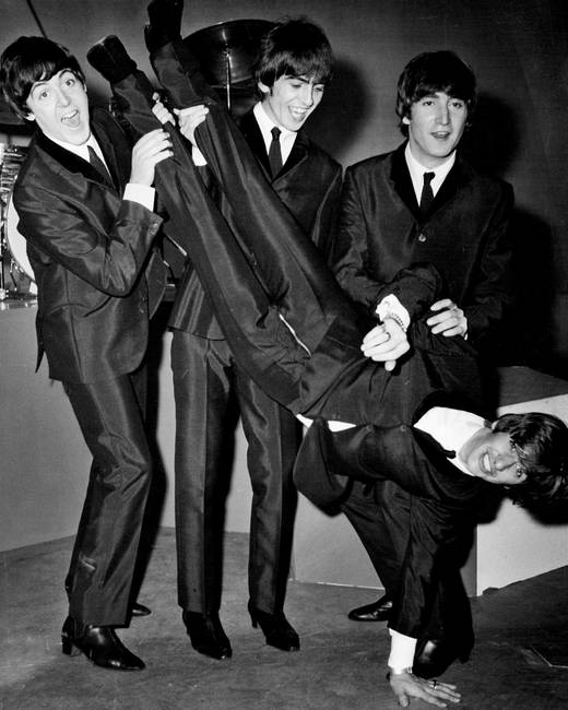 the history of the beatles essay Main article: history of the beatles mccartney met lennon at a garden fete on 6 july 1957, and joined his band, the quarrymen, into which mccartney also recruited harrison, his 15 year old school chum.