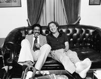 Gene Wilder with Richard Pryor