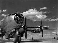 Enola Gay on runway