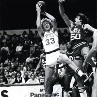 """Larry Bird"" by Retro Images Archive"