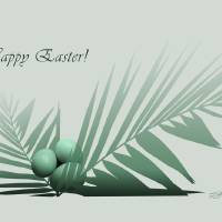Happy Easter Art Prints & Posters by I.M. Spadecaller