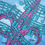 """Fleur Music 5"" by splinterhed"