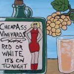 """""""Cheap Ass Vin"""" by splinterhed"""