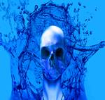 Alien Blue by Icarusismart