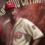 """""""No Crying in Baseball"""" by stevegoad"""