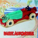 """""""Rallye Racecar"""" by Glenda"""