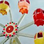 """""""Sherbert Ferris Wheel"""" by Glenda"""