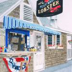 """Lobster Shack"" by Glenda"