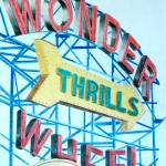 """Wonder Wheel"" by Glenda"