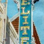 """""""Elite Cafe"""" by Glenda"""