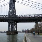 """Williamsburg Bridge Western Tower"" by Peter-A-Kopher"