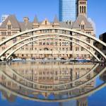 """Nathan Phillips Square"" by MisturPhotography"