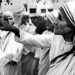 """Mother Teresa points something out"" by RetroImagesArchive"