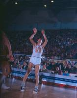 Pete Maravich follow through