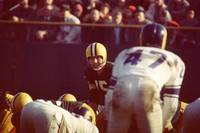 Bart Starr calls play