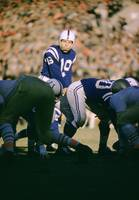 Johnny Unitas ready