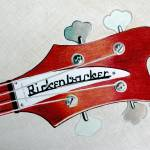 """Rickenbacher"" by Glenda"