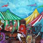 """Cirque De Freaks"" by ArtPrints"