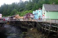Ketchikan Painted ladies