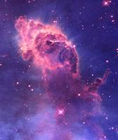 Carina Nebula Enhanced II