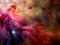 Orion Nebula Close Up Enhanced