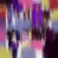 ORL-4606 Abstract Rhythms NO 43