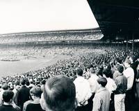 Cubs opening day 1968