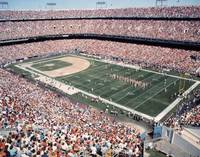 Mile High Stadium Denver Broncos Vintage