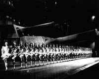 Military tribute Rockettes