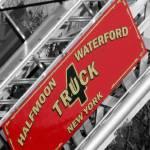 """Halfmoon-Waterford FD Truck 324 (Truck 4)"" by Code4North"