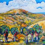 """Golden Hills by RD Riccoboni"" by BeaconArtWorksCorporation"