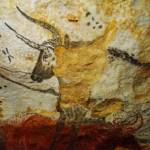 """Longhorn Bull Lascaux Cave SE France"" by TheNorthernTerritory"
