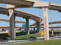 The Dallas High 5 Interchange
