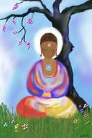 BUDDHA'S BUDDING WISDOM by Rita Whaley