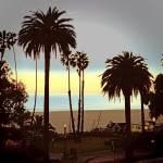 """Santa Monica Evening"" by kostliva"