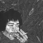"""Jimi"" by ChristinaO"