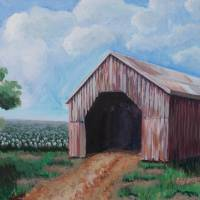 Childhood Barn Art Prints & Posters by penny pausch