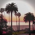 """Pink Sunset Santa Monica"" by kostliva"