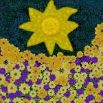 """Sun Flower Field"" by PepitaSelles"