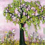 """""""Dream Pink Tree"""" by BlendaStudio"""