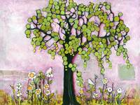 Dream Pink Tree