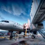 """Delta 757 at Austin-Bergstrom International Airpor"" by dawilson"