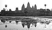 Angkor Wat Reflection