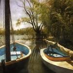"""Two Boats"" by JohnRivera"