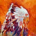 """Native American"" by Liliya_Chernaya"