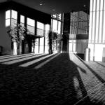 """bartle hall black and white"" by ideaproductions"