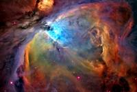 Orion Nebula Closeup