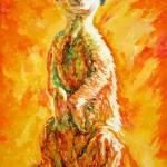 """""""Meerkat"""" by Liliya_Chernaya"""